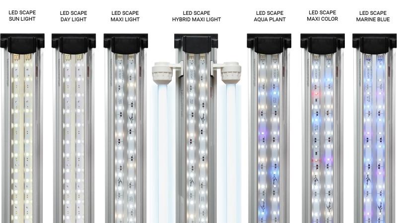 Светодиодные светильники на выбор